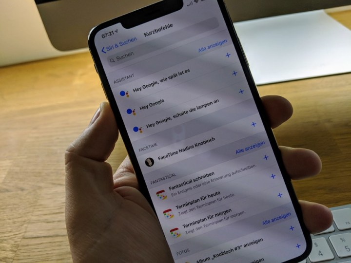 Google Assistant Mit Siri Kurzbefehlen Jetzt Werden Routinen