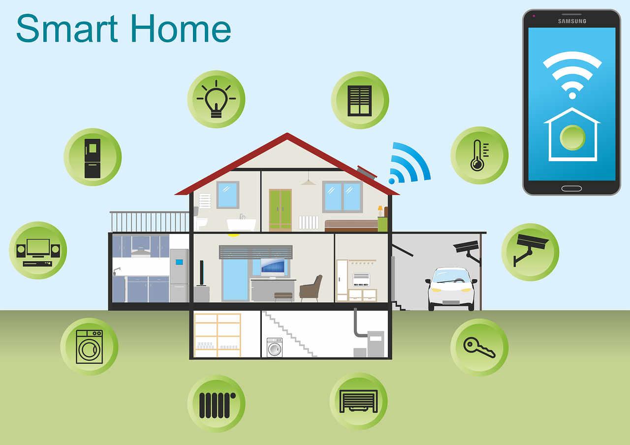 Deutsche Bleiben Skeptisch Im Bezug Auf Das Smart Home