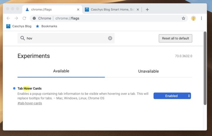 Google Chrome wird Tab-Vorschau bekommen