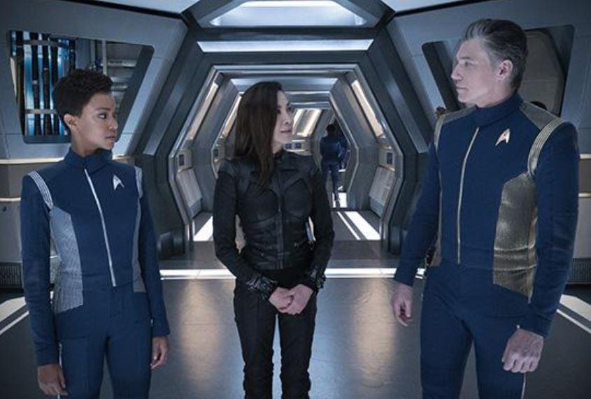 Discovery-Spin-off: Neue Star-Trek-Serie mit Michelle Yeoh geplant