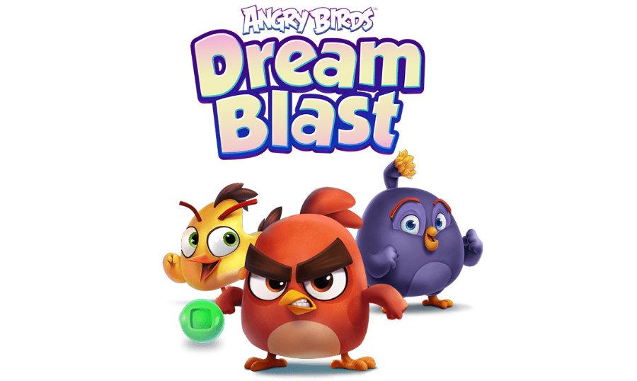 Angry Birds Dream Blast: Kann man sich durchaus mal anschauen