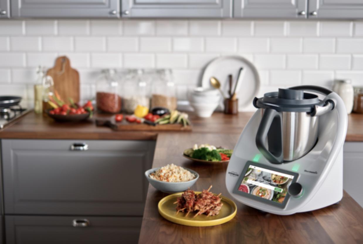 Vorwerk Küchen  Premium-dampfsauger Mit 18 Bar Max. Dampfdruck