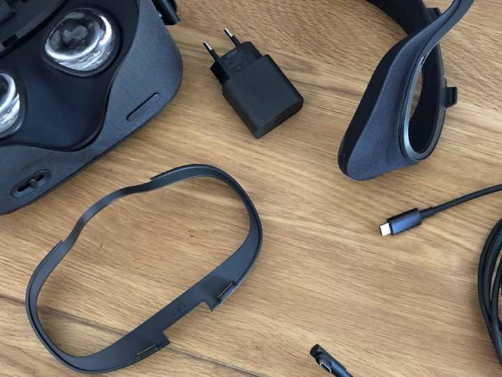 The search for Oculus in the test, definitely the right approach