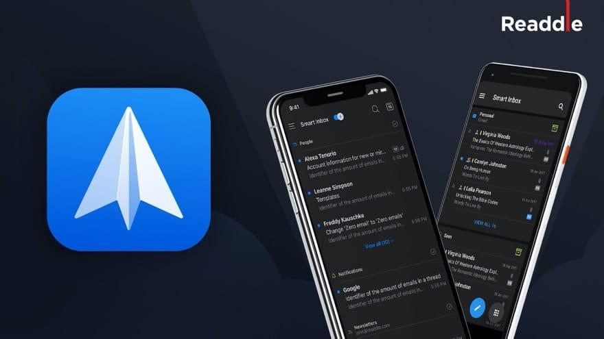 Spark für iOS: Update des E-Mail-Clients bringt großes Redesign