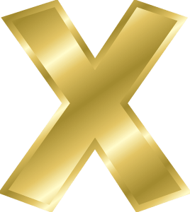 stadt land fluss mit X