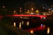 Wien - Donaukanal - Brücken -1