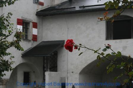 Burg-Hohenwerfen Burghof 002