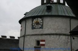 Burg Hohenwerfen Wehrturm