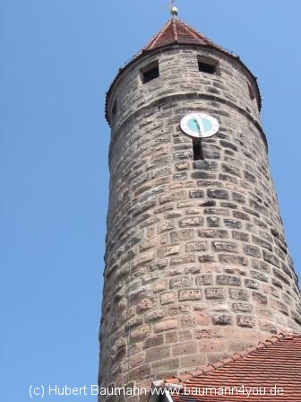 Gunzenhausen Färberturm