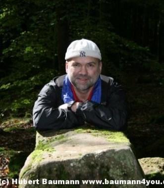 Weg Steinmark Schleiftor zur Karlshöhe Hubert Baumann 084