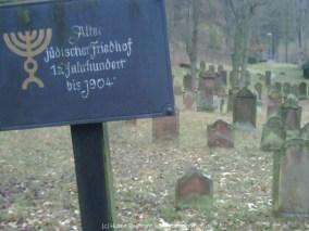 Miltenberg kleiner Friedhof etwas außerhalb