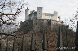 Festung / Burg Hohensalzburg