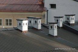 Über den Dächern von Salzburg