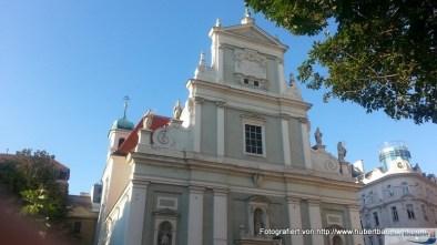 Karmeliterkirche im 2. Bezirk