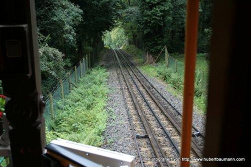Nerobergbahn - Besuch auf dem Neroberg in Wiesbaden