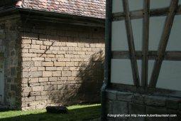 Schloss-Solitude Scheune