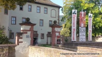 Burg Lohr am Main Bruecke