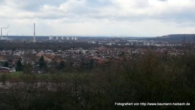 Spaziergang rund um den Ludwigstempel Aschaffenburg Schweinheim