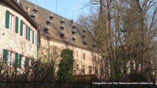 Altstadt und Schloss Erbach / Odenwald