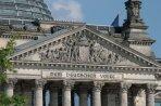 Reichstagsgebäude - Dem deutschen Volke
