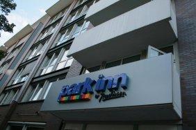 Das Park Inn Hotel in der Emser Straße