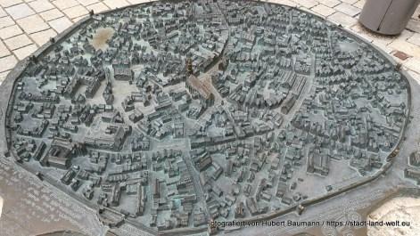 in Nördlingen / Blick auf die Stadt
