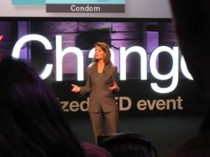 Melinda French Gates spricht über das Fehlen von Verhütungsmitteln in Afrika und Südasien