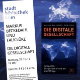 Poster Die Digitale Gesellschaft