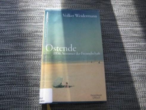 Volker Weidermann: Ostende