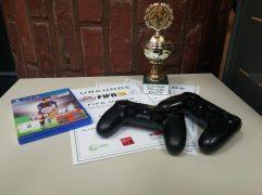 Pokal und Urkunden
