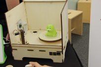 Das ist FabScan Pi, ein Open Source Laser-3D-Scanner