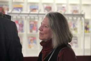 Nancy Fraser (c) Stadtbibliothek Köln