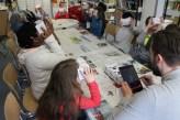 Großes Planetenfachwissen unter den Teilnehmern ©Stadtbibliothek Köln