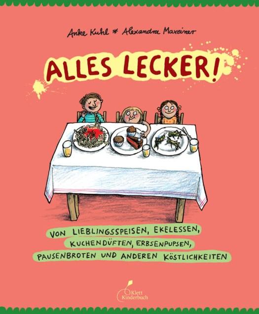 Buchcover zu Alles lecker!