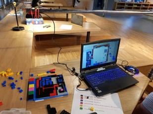 Lego Level up! © Stadtbibliothek Köln