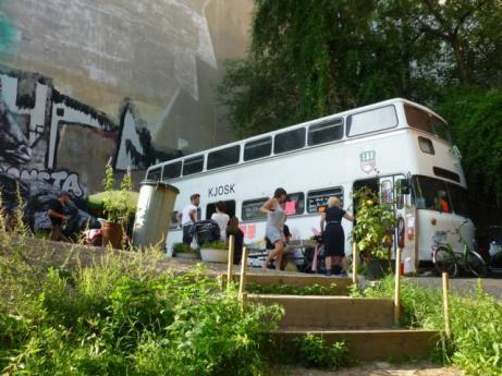 Berlin kämpft um bedrohte Freiräume
