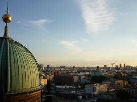 Am Lustgarten   September 2012