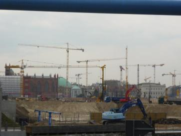 Schlossplatz   April 2013