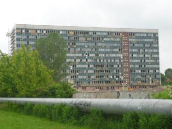 Gehrenseestraße   Juni 2013