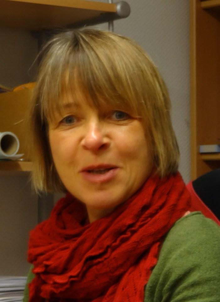 Porträtfoto von Petra Schulschenk