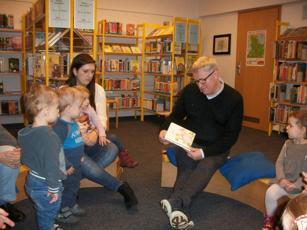 Lesestart   Stadtbücherei Eckernförde