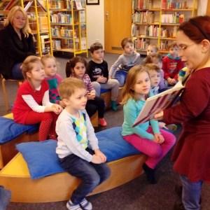 Besuch des Ev. Kindergarten St. Nicolai