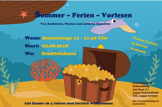 Vorlesen Sommer neu