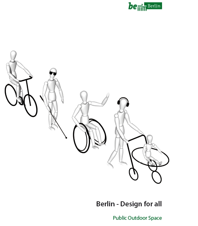 Barrier-Free Construction Manual / State of Berlin