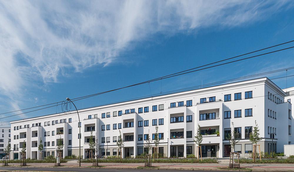Neues Wohnen in Berlin  22 Beispiele