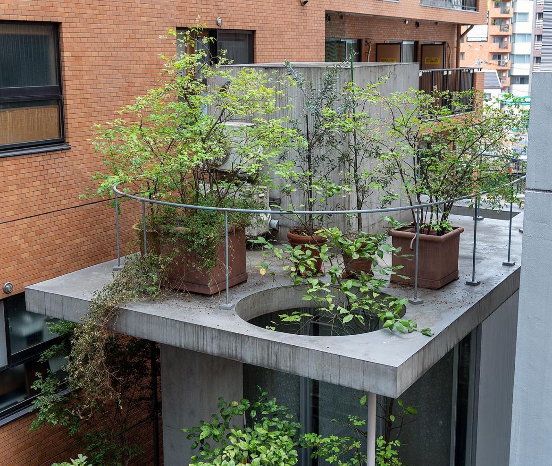 """Blick auf das """"Garden & House"""" von Ryue Nishizawa im Beitrag Tokio: Gebauter Zeitgeist auf Stadterkundung.com"""