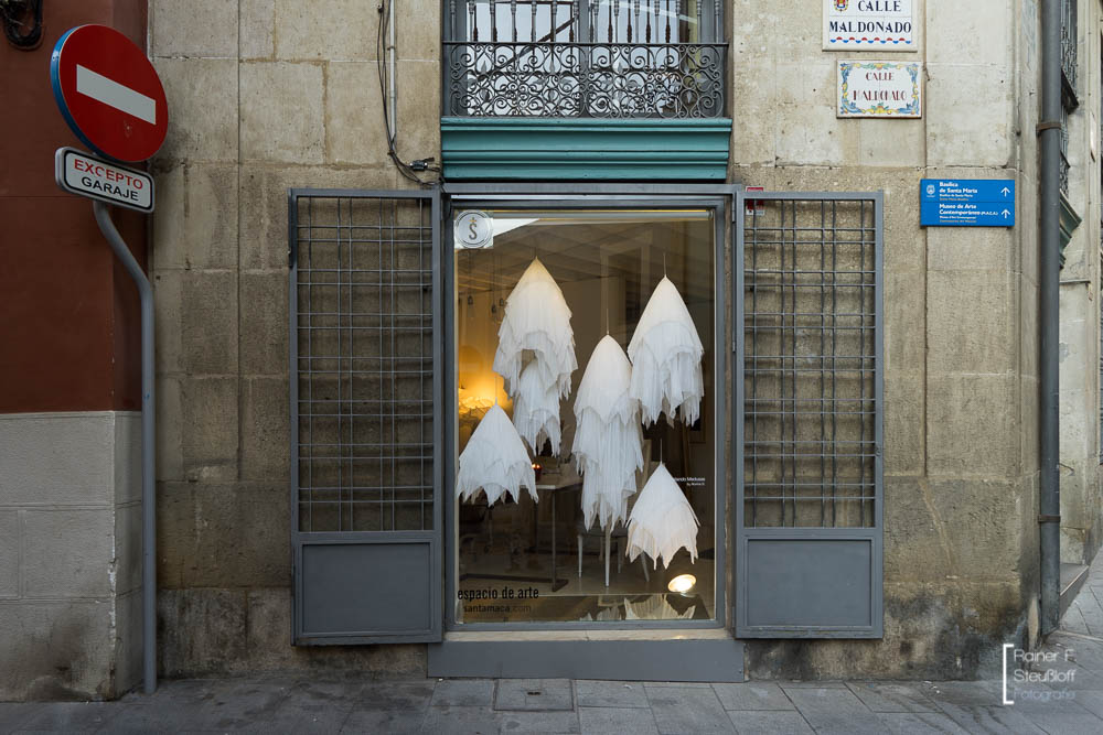 Alicante, Kunstraum