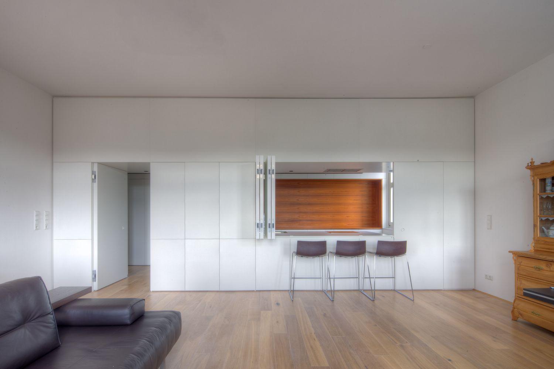 kleine wohnung. Black Bedroom Furniture Sets. Home Design Ideas