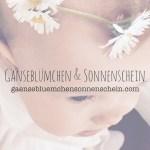 Gänseblümchen und Sonnenschein