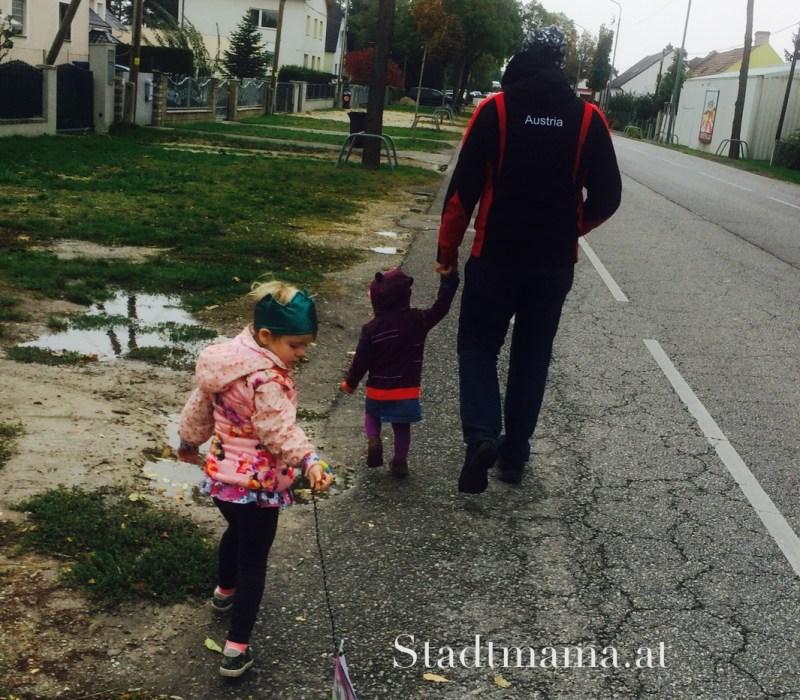 Familienglück Blogparade